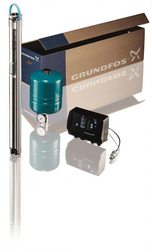 Grundfos SQE 3-65 domácí vodárna s elektronickou regulací, kabel 40m