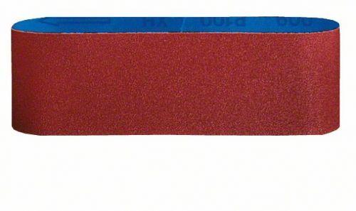 10dílná sada brusných pásů X440; 100 x 610 mm, 80 - 3165140164726 BOSCH
