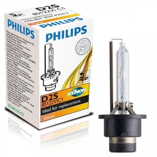 Philips Xenon Vision D2S, 85 V, 35 W, 1 ks