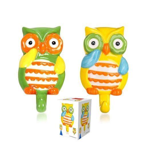 BANQUET 2D Sada háčků, 10,5x6,6x2,7 cm OWL