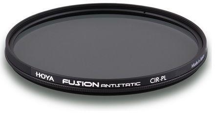 Hoya polarizační cirkulární filtr FUSION Antistatic 58mm