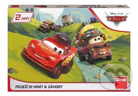 Cars: Pojeď si hrát a závody - Dino