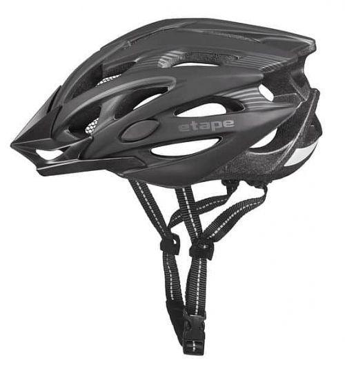 Biker cyklistická helma barva: stříbrná;velikost oblečení: L-XL