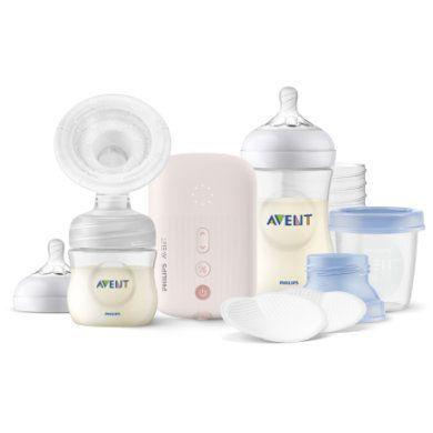 Philips Avent sada pro kojení s elektrickou jednorázovou odsávačkou SCD395 / 21