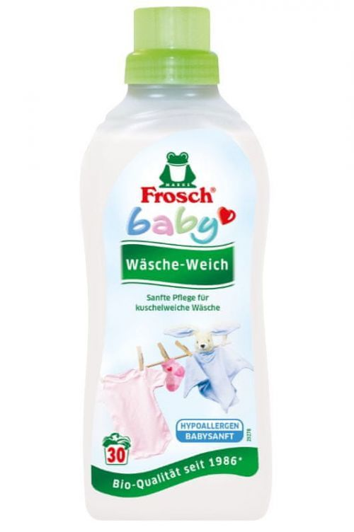 Frosch EKO Hypoalergenní máchadlo na kojenecké a dětské prádlo 2x750ml